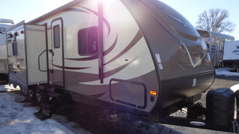 2015 Forest River Surveyor Expandable 285IKDS