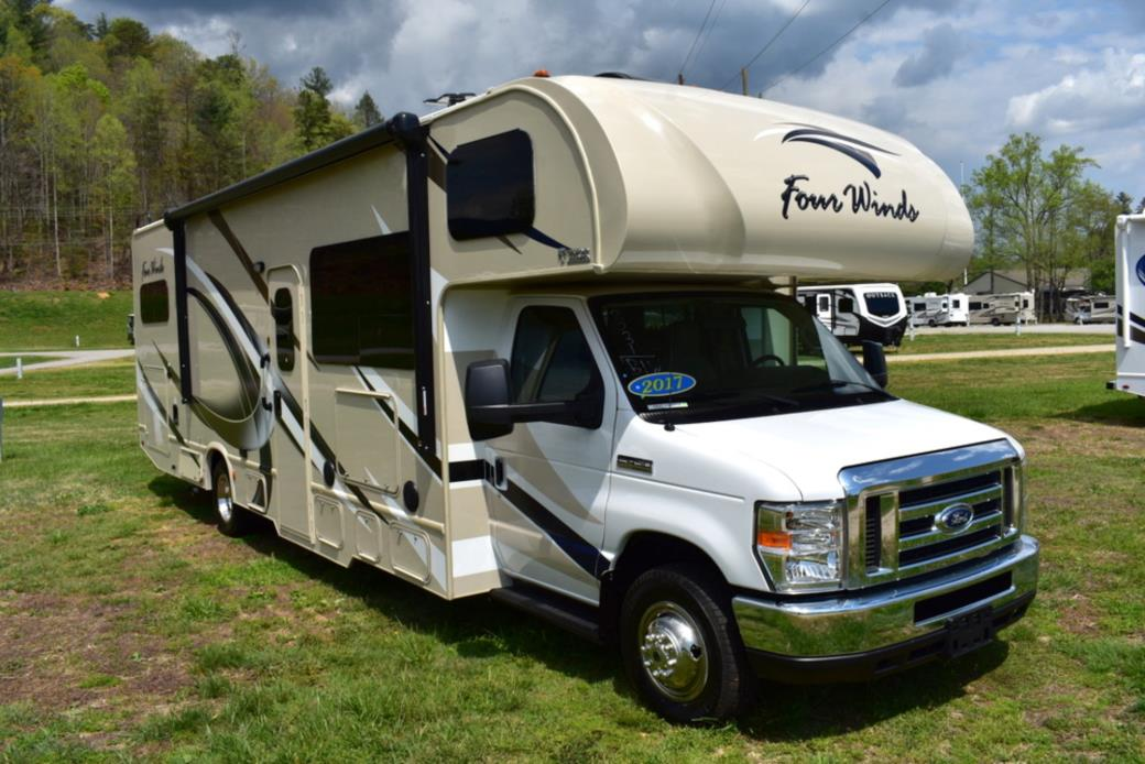 2017 Thor FOUR WINDS 31W