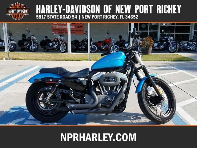 2011 Harley-Davidson XL1200N SPORTSTER 1200 NIGHTSTER