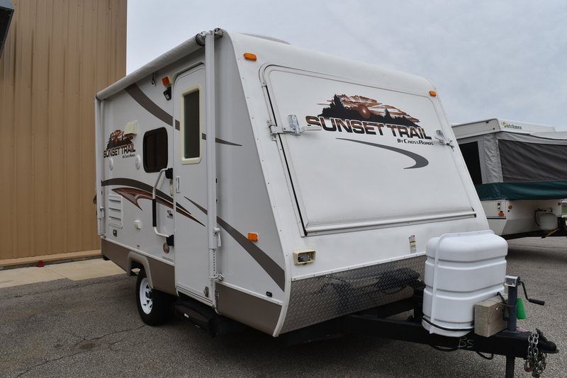 2011 Crossroads Rv 17CK