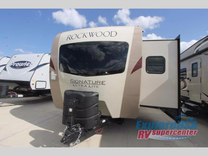 2018 Forest River Rv Rockwood Signature Ultra Lite 8328BS