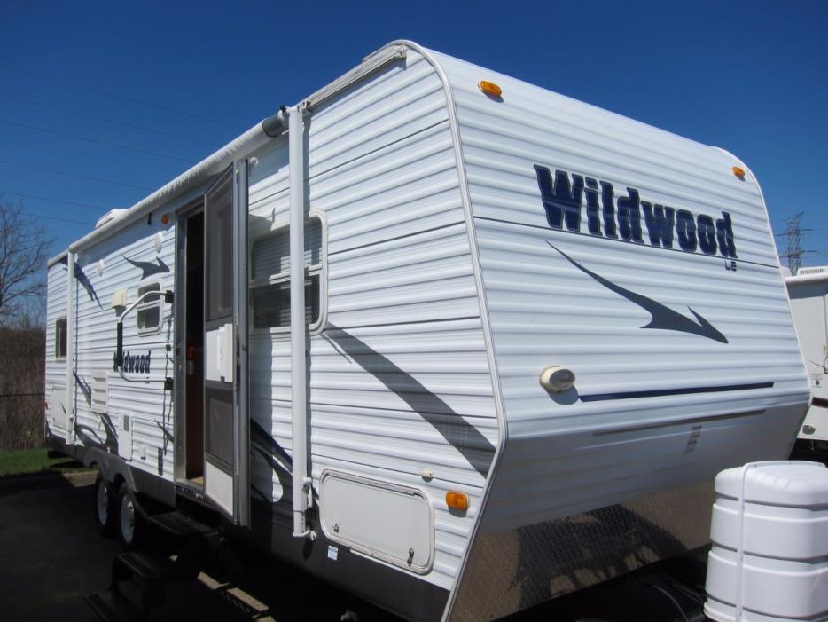 2008 Forest River Wildwood LE 26 TBSS