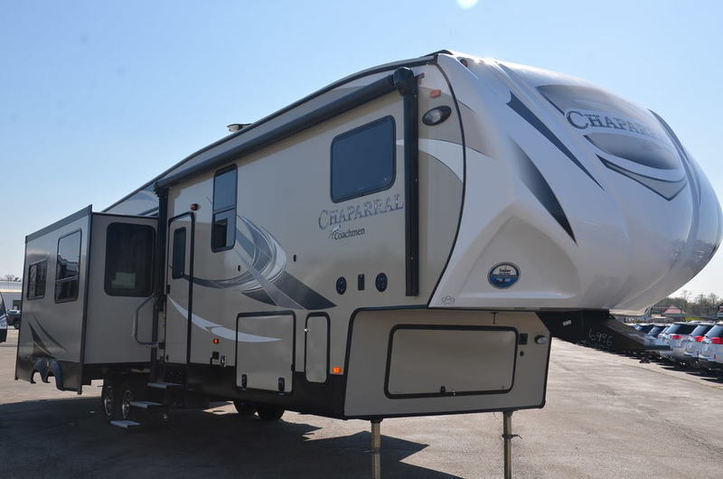 2018 Coachmen CHAPARRAL 371MBRB FIFTH WHEEL