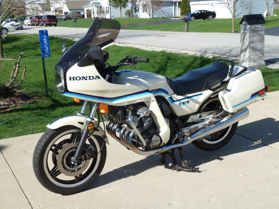honda cbx motorcycles for sale. Black Bedroom Furniture Sets. Home Design Ideas