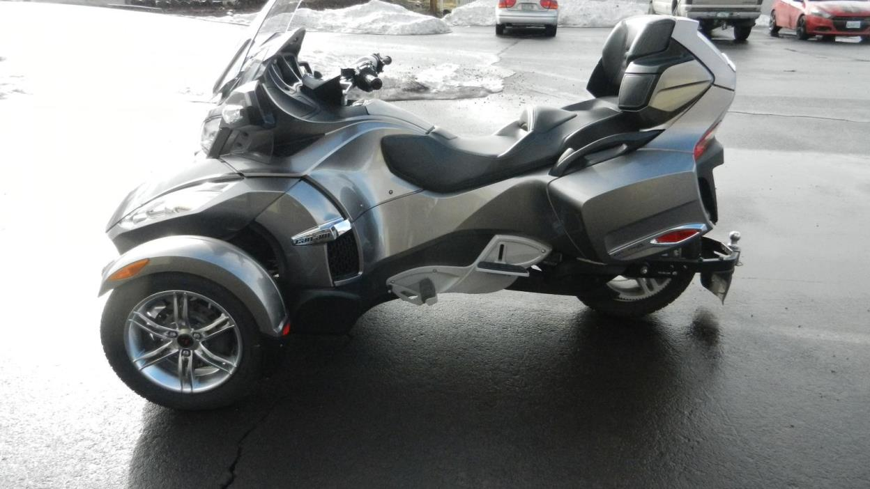 2011 Can-Am RT-S Roadser - SM5