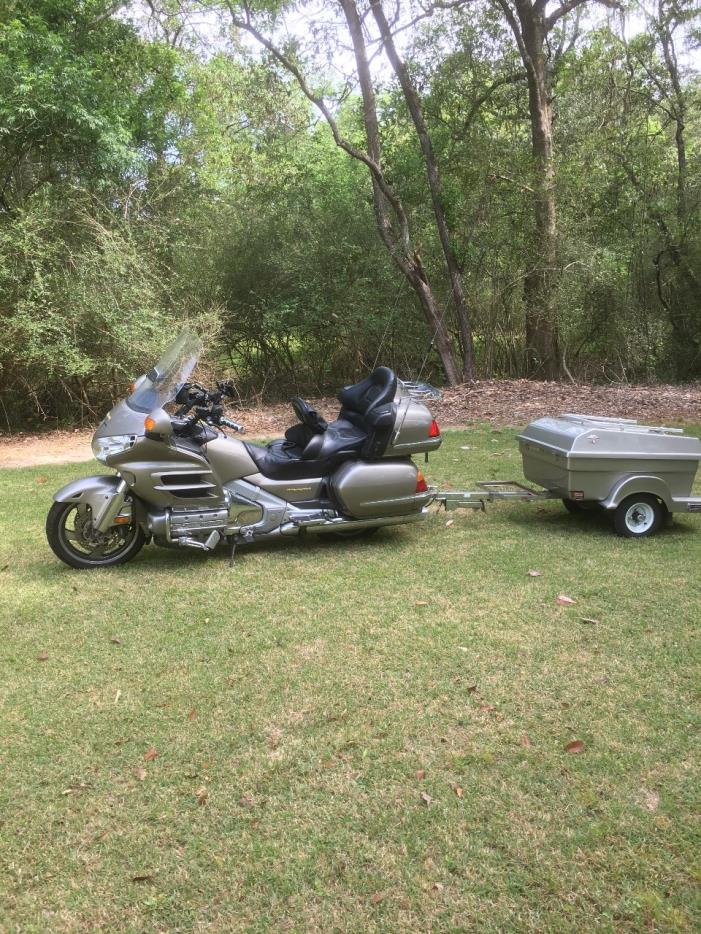 2002 Honda GOLD WING 1800