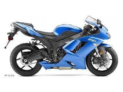 2008 Kawasaki Ninja ZX™-6R