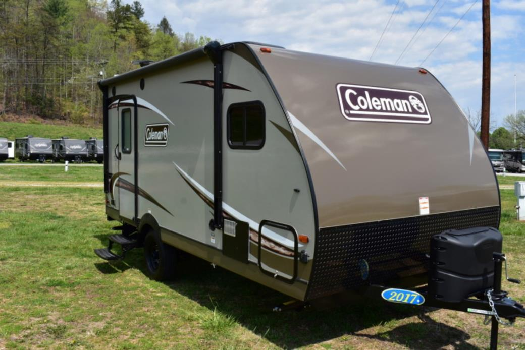 2017 Coleman COLEMAN LIGHT 1605FB
