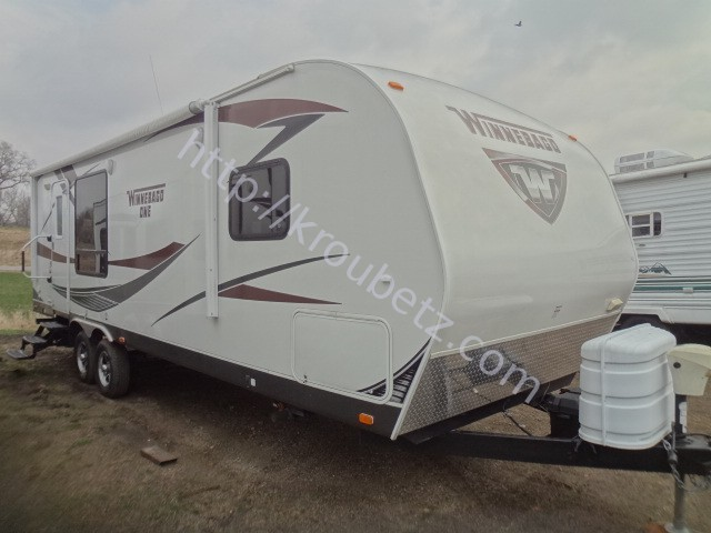 2013 Winnebago Winnebago One 26RK