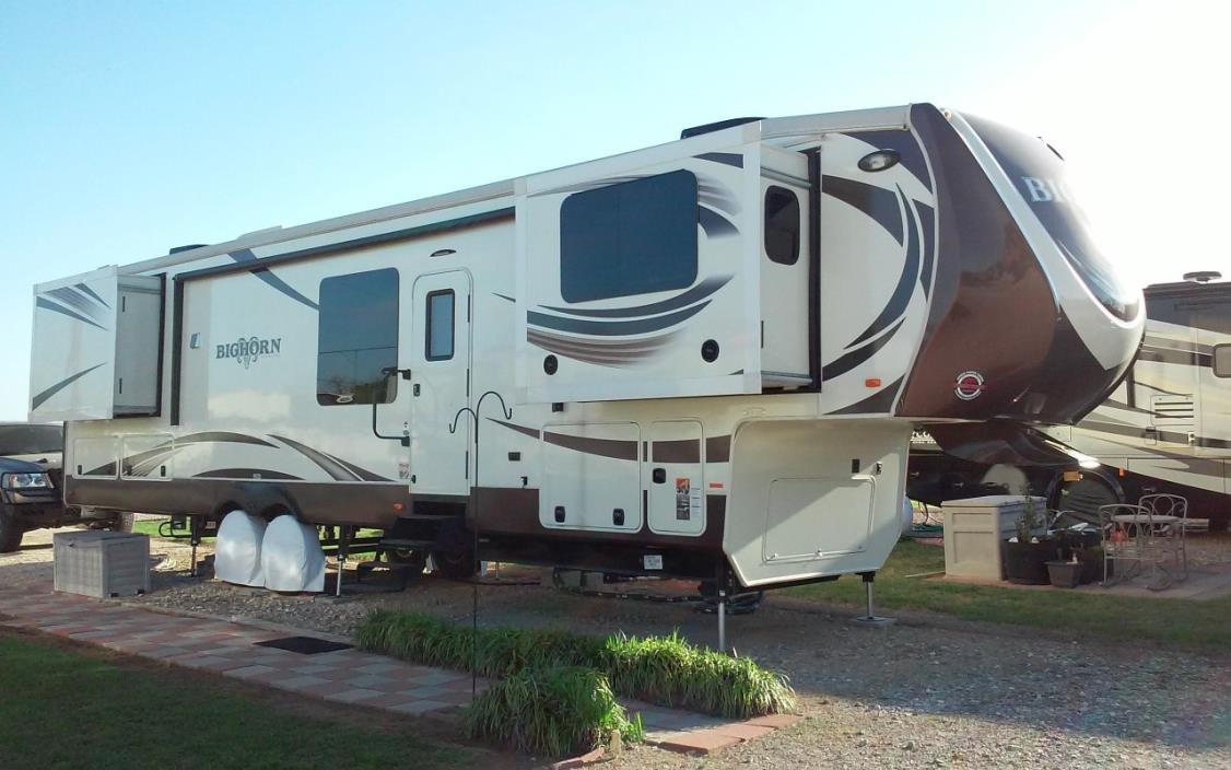 2016 Heartland BIGHORN BH 3750 FL
