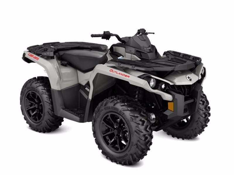 2017 Can-Am Outlander DPS
