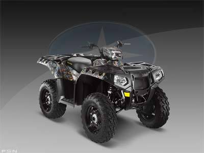 2009 Polaris Sportsman XP 550 EFI