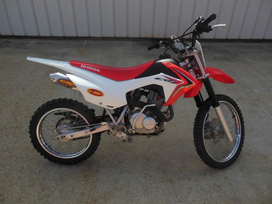2014 Honda CRF125FB (Big Wheel)