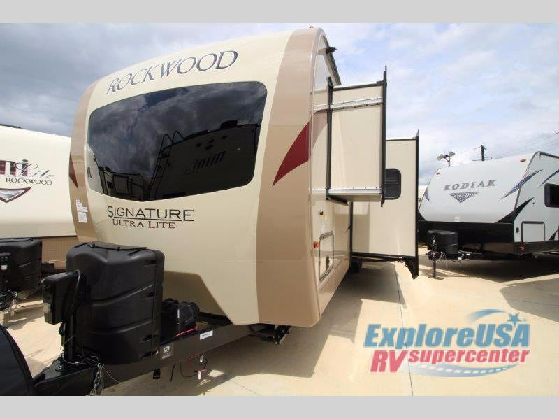 2018 Forest River Rv Rockwood Signature Ultra Lite 8311WS