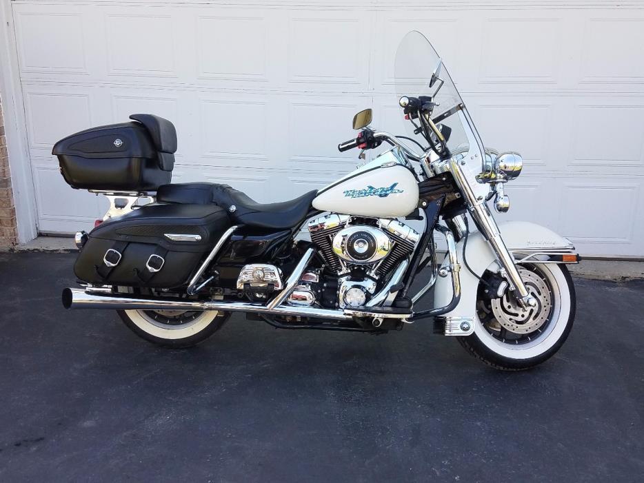 harley davidson road king motorcycles for sale in illinois. Black Bedroom Furniture Sets. Home Design Ideas