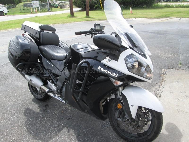 2012 Kawasaki Z