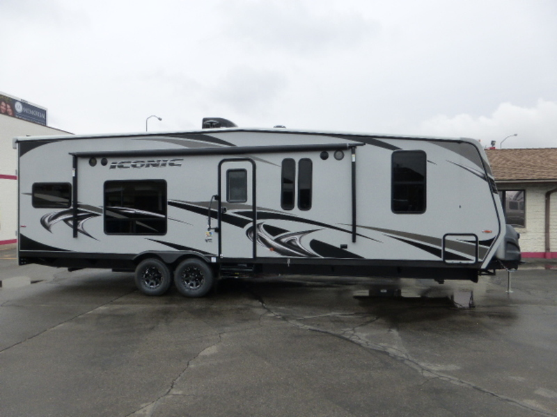 2018 Eclipse Iconic Wide Lite 2816SWG, 2