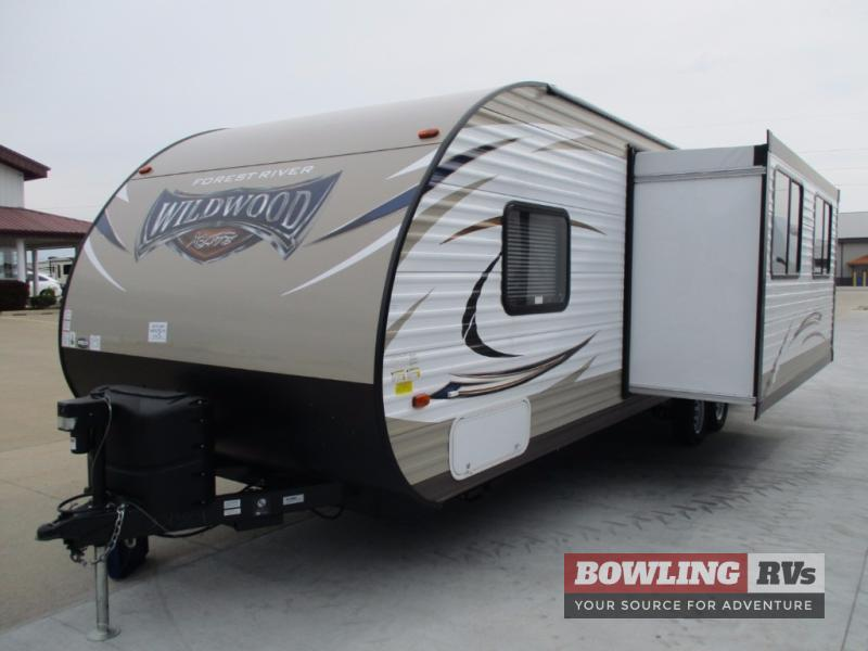 2018 Forest River Rv Wildwood X-Lite 263BHXL
