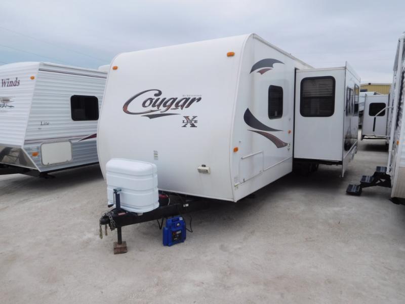 2011 Keystone Rv Cougar X-Lite 30BHS, 1