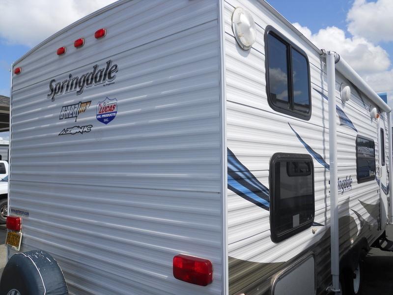 2012 Keystone Rv Springdale 189FLWE, 9