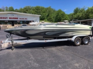 2007 Lightning Custom Boats 24XS MC/BR