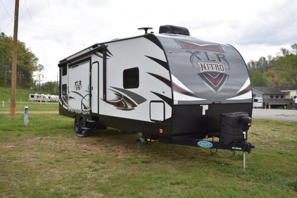 2017 Forest River XLR NITRO 29KW, 0