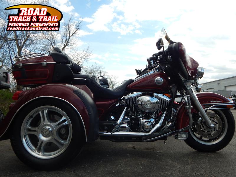 2001 Harley-Davidson Electra Glide Ultra Classic Trike