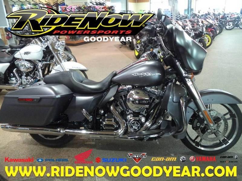 2015 Harley-Davidson FLHX - Street Glide
