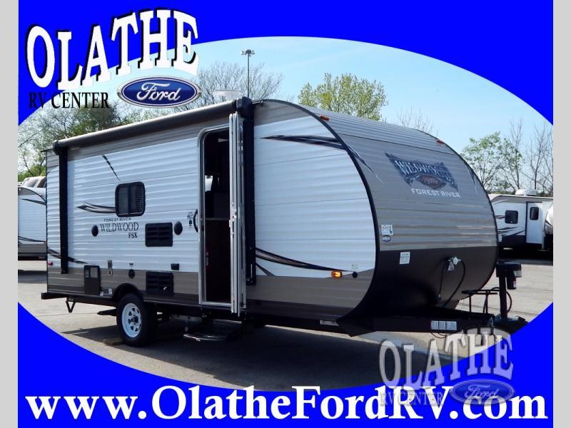 2018 Forest River Rv Wildwood X-Lite FSX 197BH