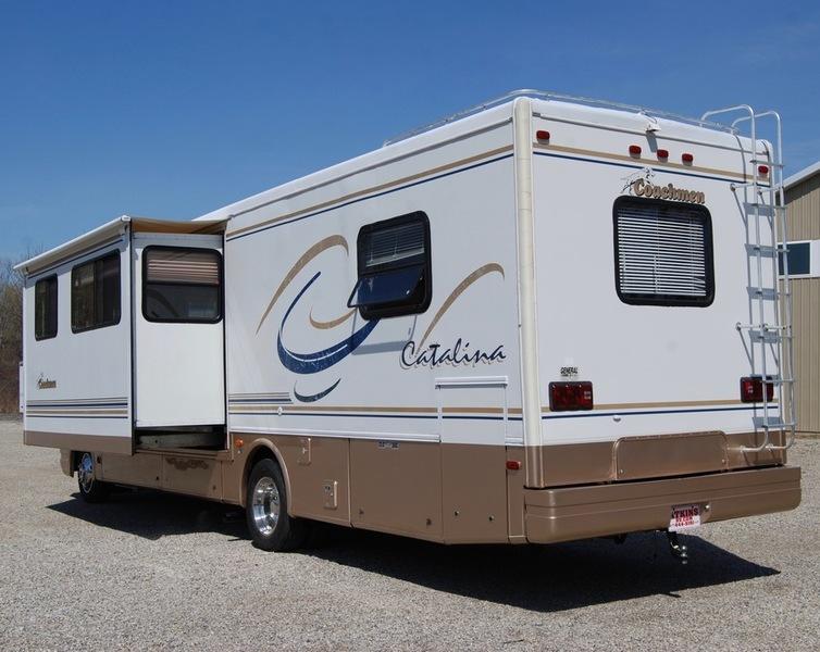 1999 Coachmen Catalina 330MBS, 6