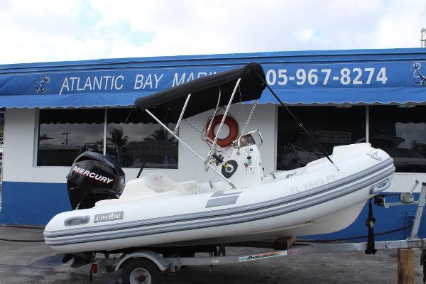 2011 Caribe DL 12