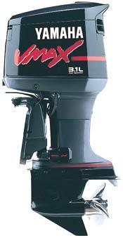2003 YAMAHA 225 3.1L OX66 V MAX
