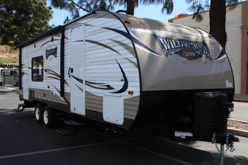 2018 Forest River WILDWOOD X-LITE T231RKX