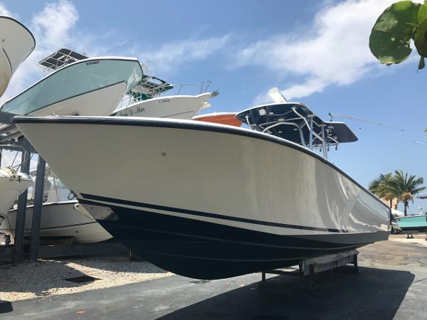2007 Sea Vee 340B 2017 4-strokes