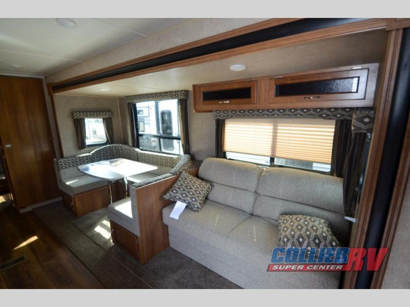 2018 Coachmen Rv Catalina Legacy 293QBCK, 3