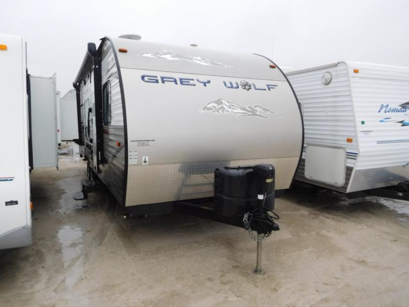 2014 Forest River Rv Cherokee Grey Wolf 25RR