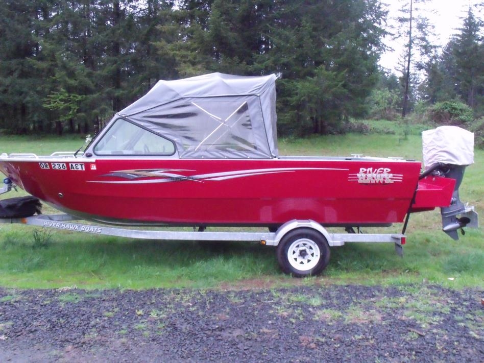 Sea hawk boats for sale for Cottage grove yamaha