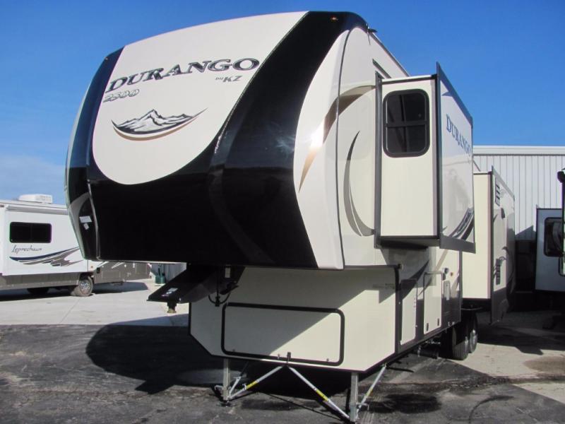 2018 Kz Durango 2500 D325RLT