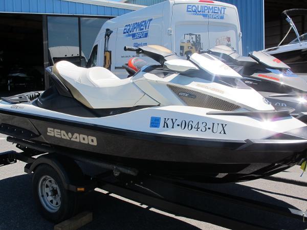2012 Seadoo GTX LTD 260is