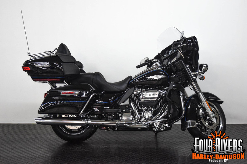 2017 Harley-Davidson FLHTK - Ultra Limited Peace Officer