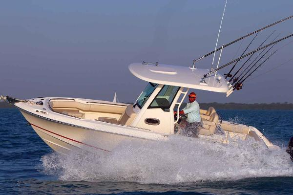 2017 Boston Whaler 250 Outrage