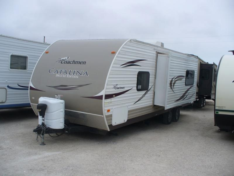 2013 Coachmen Rv Catalina Deluxe Edition 25RKS