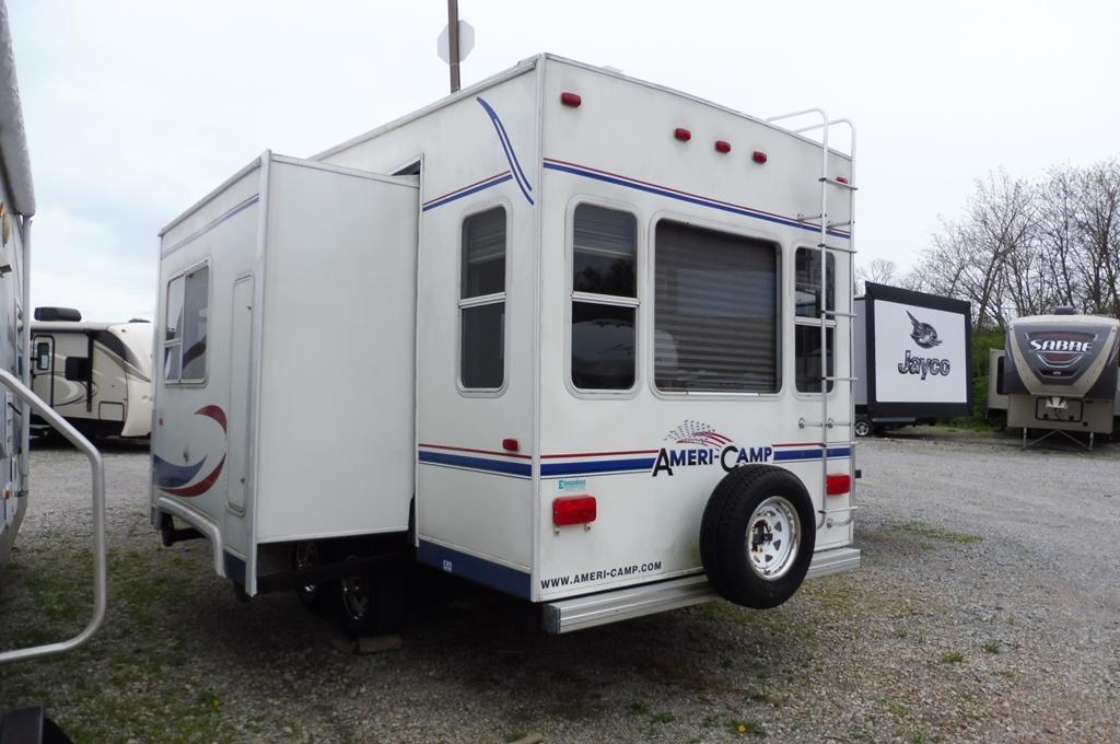 2003 Ameri-Camp Fifth Wheel 265RLS, 2