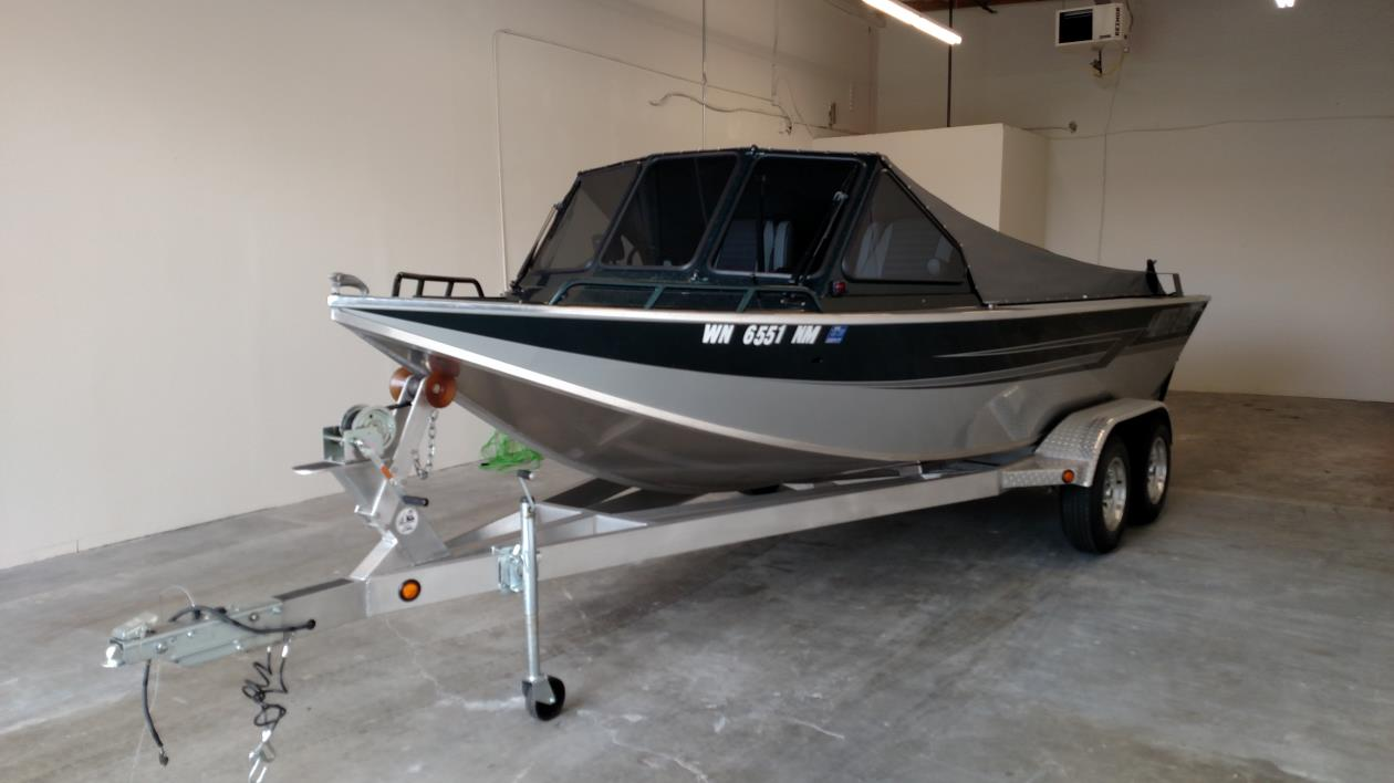 2003 North River Commander Jet