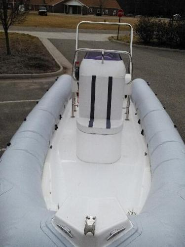 2006 Ballistic 5.4M Rigid Bottom Inflatable