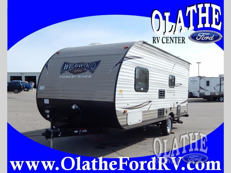 2018 Forest River Rv Wildwood X-Lite FSX 187RB