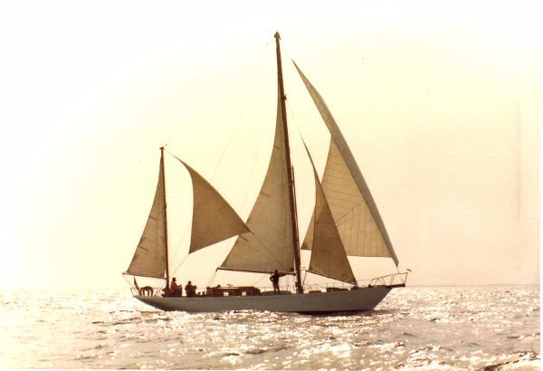 1936 Classic Racing/Cruise Yawl
