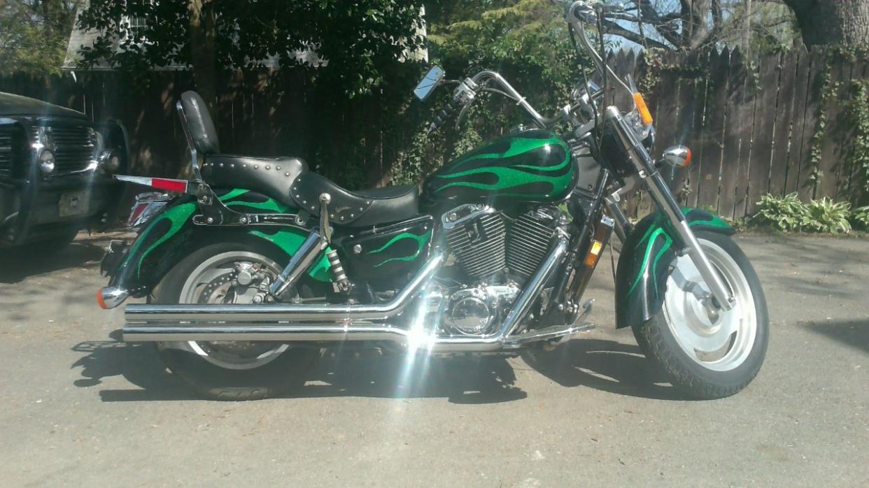 2002 Honda SHADOW SABRE