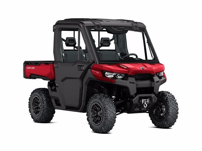 2017 Can-Am Defender XT CAB