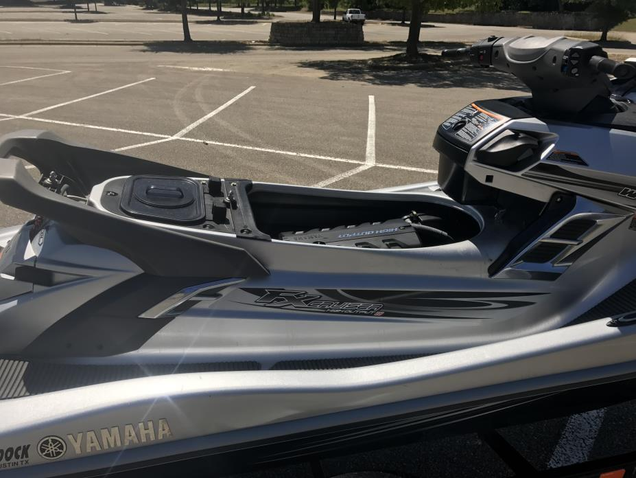 2013 Yamaha FX Cruiser HO